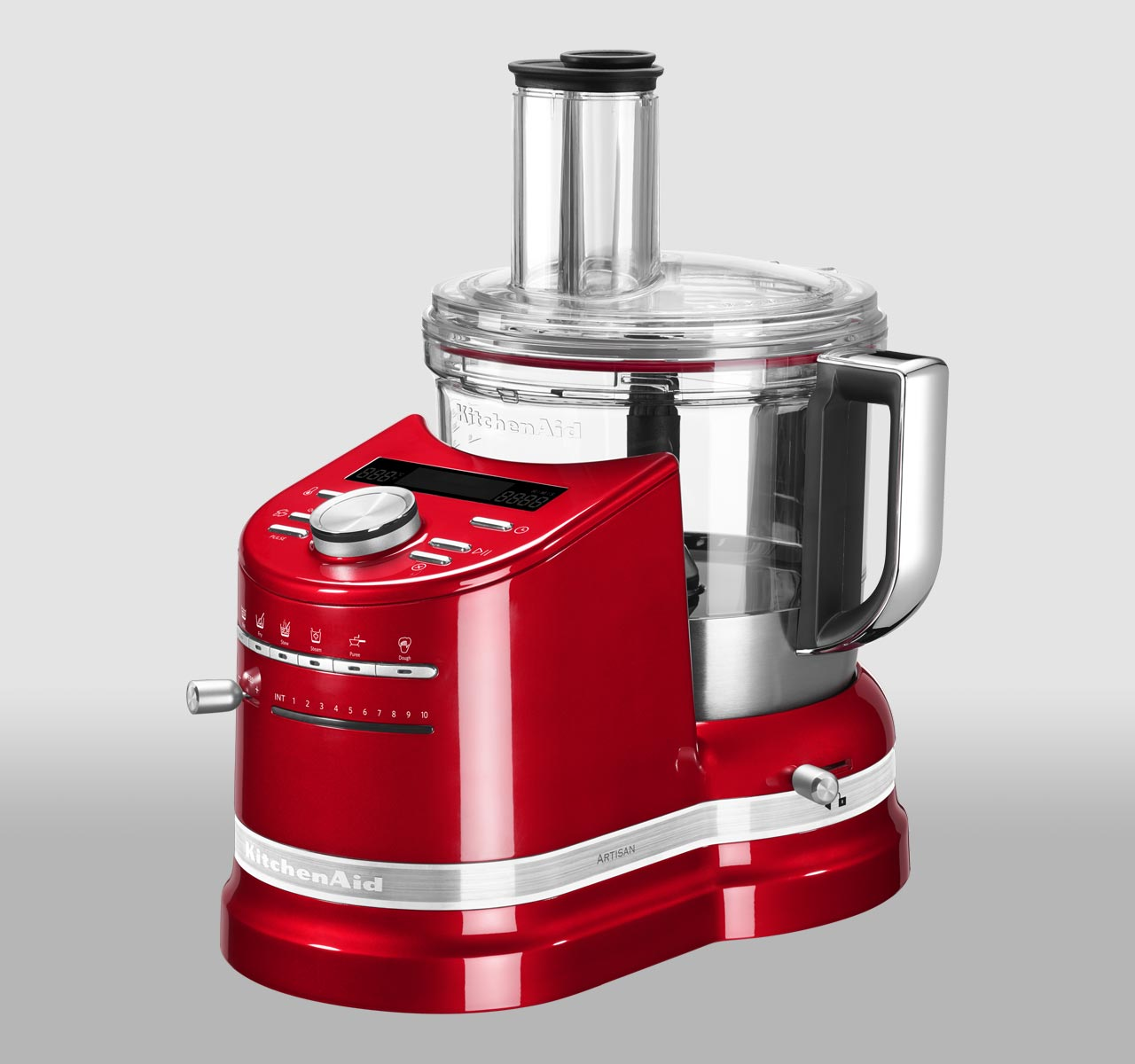 Cook processor homepage for Kitchenaid food processor
